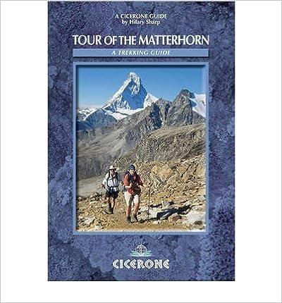 Book Downloader Gratuitement The Tour Of The Matterhorn A