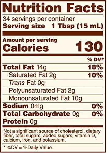 La Tourangelle Avocado Oil 16.9 Fl. Oz., All-Natural, Artisanal, Great for Salads, Fruit, Fish or Vegetables, Buttery Flavor by La Tourangelle (Image #6)