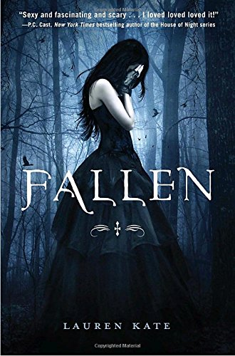 Book: Fallen by Lauren Kate