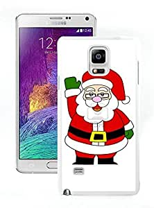 Recommend Design Santa Claus White Samsung Galaxy Note 4 Case 24