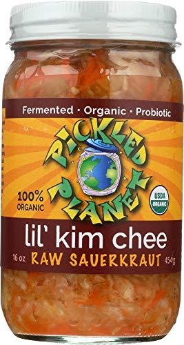 Pickled Planet (NOT A CASE) Lil' Kim Chee Raw Sauerkraut