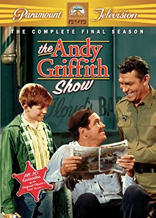 Amazon. Com: the andy griffith show the complete fifth season.