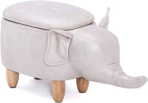 Cocoarm Multi-Functional Animal Shape Ottoman Foot Rest Stool