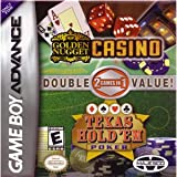 Texas Hold 'Em Poker / Golden Nugget Dual Pack