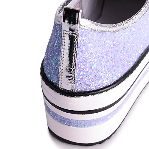 2v5803 Morado Sneakers Mujer Patrizia Pepe an84 FUwxqA5v5
