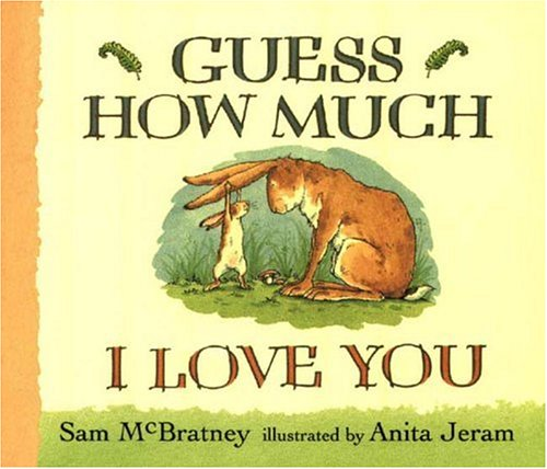 Guess How Much I Love You (How Do I Get Back)