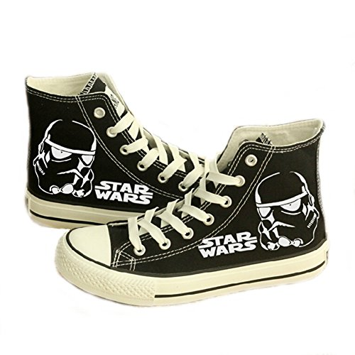 Star Wars Shoes Darth Vader Anakin Skywalker Canvas Shoes Cosplay Shoes Sneakers -
