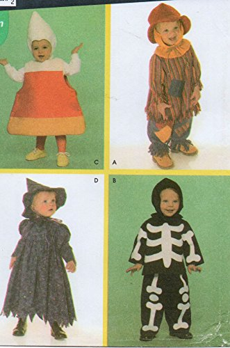 Simpl (Scarecrow Toddler Costumes)