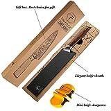 [8 Inch]Chef Knife,FANTECK Kitchen Knife Ultra