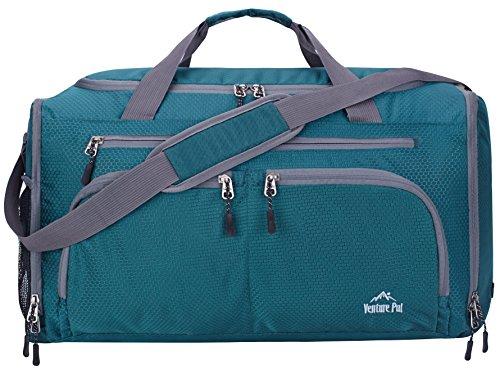 Venture Pal Packable Sports Gym Bag with Wet Pocket   Shoes Compartment  Travel Duffel Bag for 5fc0061693ec0