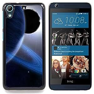 For HTC Desire 626 & 626s - Space Planet Galaxy Stars 13 /Modelo de la piel protectora de la cubierta del caso/ - Super Marley Shop -