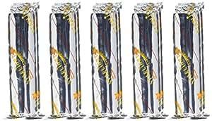 Starlight Charcoal, 1 Box, 10 Rolls, 100 Tablets