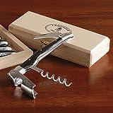 Laguiole Black Horn Corkscrew   982/01121, #3880