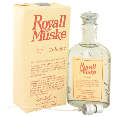 Royall Muske/Royall Fragrances Cologne/After Shave Spray 4.0 Oz ()