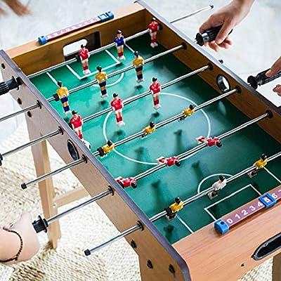 Mesa de Futbolín Competencia Juego de Mesa de futbolín Tabla del ...