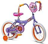 "Dora Girls Dora & Friends Bicycle, 16"", Purple"