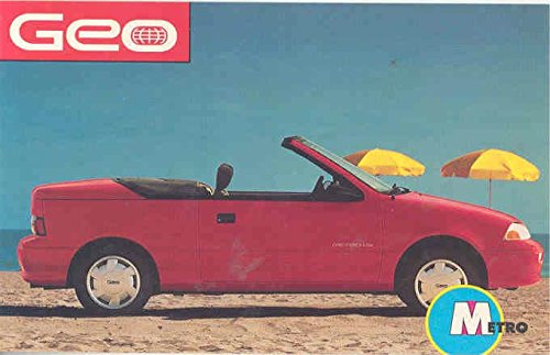 1992-1993-geo-metro-convertible-factory-postcard