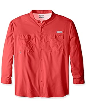 Men's Blood and Guts III Long Sleeve Woven Shirt