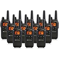 Midland LXT600VP3 FRS/GMRS 2-Way Radio Up to 26-Miles 36 Channels 12 PACK