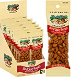 Cheap SNAK CLUB TUBE HOT & SPICY PEANUTS 2 oz Each ( 12 in a Pack )