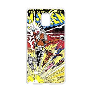 X Men Samsung Galaxy Note 4 Cell Phone Case White JR5250300