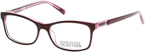 Eyeglasses Kenneth Cole Reaction KC 0793 091 matte blue