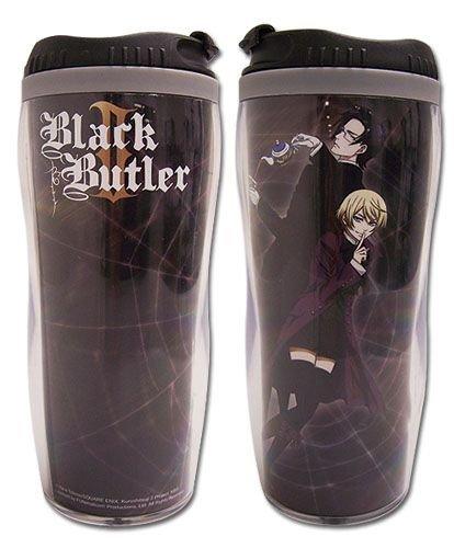 Black Butler 2 Claude & Alois Tumbler (Butler Tumbler)