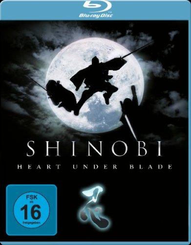 Shinobi - Heart under Blade [Alemania] [Blu-ray]: Amazon.es ...