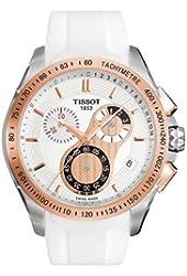 Tissot Veloci-T Quartz Mens Watch T024.417.27.011.00
