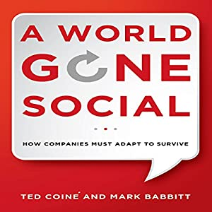 A World Gone Social Audiobook