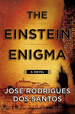 book cover of The Einstein Enigma