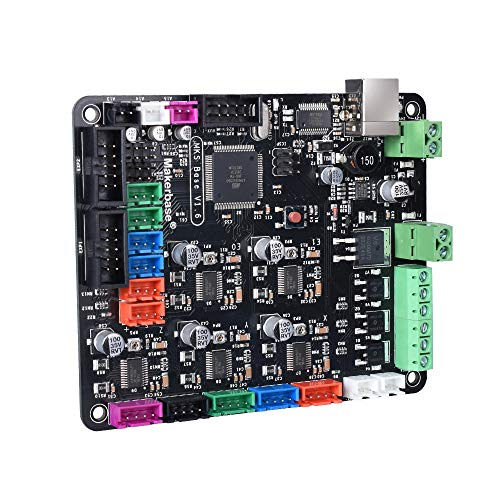 BIQU MKS-Base V1.6 Plate Controller Board for 3D Printer Ramps 1.4
