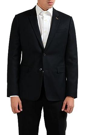 Christian Dior Men s Black Wool Cashmere Blazer Sport Coat at Amazon ... 825c9b2e6