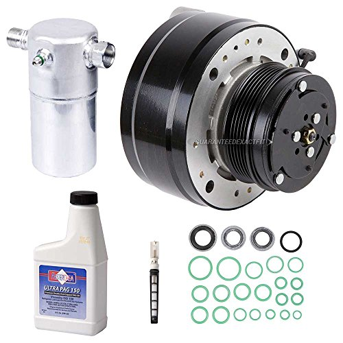 AC A//C Compressor Clutch Assembly For 2006-2009 Dodge Ram Diesel L6 5.9L 6.7L