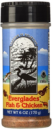 Everglades, Fish & Chicken Seasoning, 6 oz