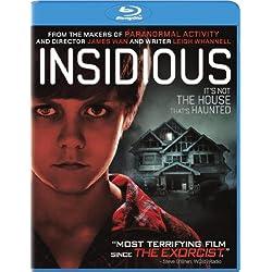 Insidious [Blu-ray]