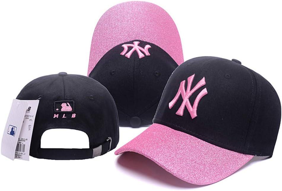 Wall Stickz Auto Parts NY Baseball Hat Adult Men /& Women for New York Yankees Cap Black-Pink Logo