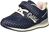 OshKosh B'Gosh Girls' Lu Sneaker, Navy, 7 M US Toddler