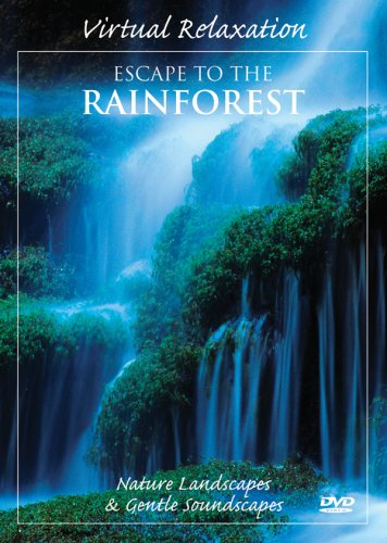 Rainforest Batiks (Virtual Relaxation: Escape to the Rainforest)