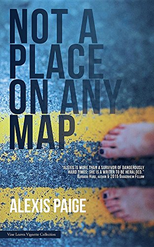 Not a Place on Any Map [Alexis Paige] (Tapa Blanda)