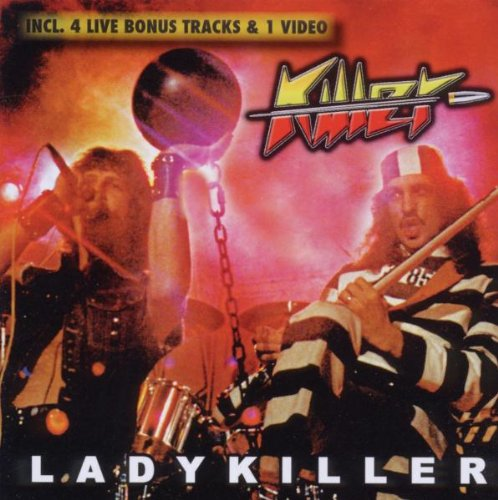 Killer: Ladykiller (Audio CD)