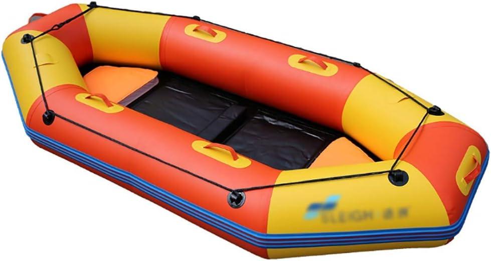 インフレータブルボート、2-3人の厚さの漂流ボート、レジャーエンターテインメントインフレータブルボート 260*130*36CM