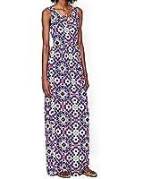 French Connection Women's Mosaic Sleeveless Maxi Dress