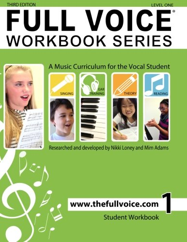 Vocal Series - FVM-L1 - Full Voice Workbook Series - Level One 3rd Edition
