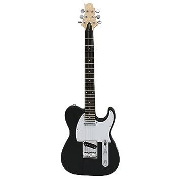 Samick Music Corp FA1 - Guitarra eléctrica (pastillas magnéticas de bobinado simple, puente ajustable