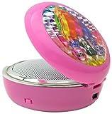 Lisa Frank ® Compact Mirror Speaker - Poodles