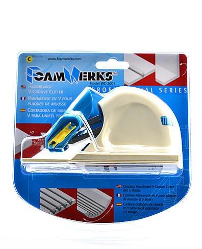 FoamWerks V-Groove Cutter 1 pcs sku# 1849918MA