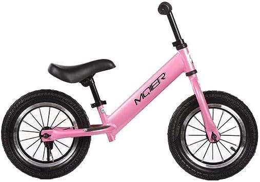 Niños Corriendo Bicicleta Ciclo de Entrenamiento de Aprendizaje ...