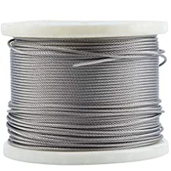 T316-Stainless Steel 1/8'' Aircraft Wire...