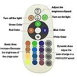 WONFAST LED Ball Light, Waterproof RGB